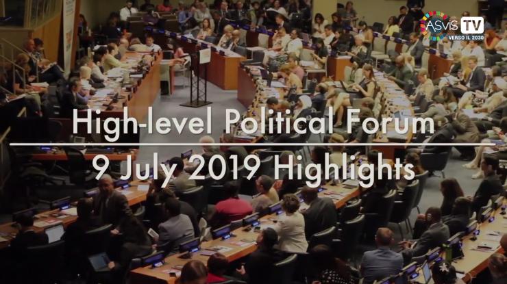 I video dell'High Level Political Forum 2019